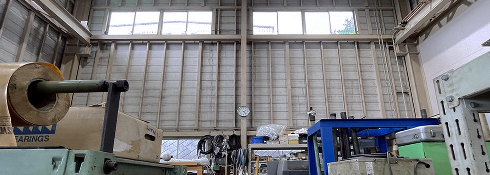 工場内の写真